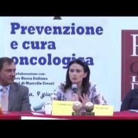 Vivilauria 2013, la prima serata è stata dedicata a Marcello Cresci. Piazza del Popolo affascinata dall'oncologa Roberta Sarmiento