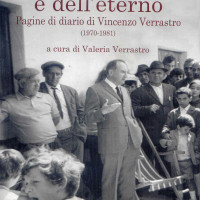 """Of time and eternity (diary pages Vincenzo Verrastro)""  by Valeria Verrastro.  Editor: Congedo  (2008, 355 pagg.)"