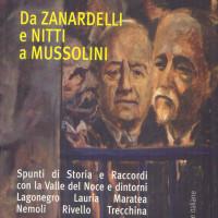 """""""From Zanardelli Nitti and Mussolini"""" by Valerio Mignone. Editor: Guide Italian letters (2011, 365 pagg.)"""