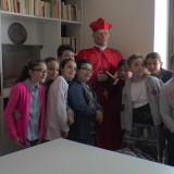 Palazzo Marangoni di Lauria ospita un gruppo di studenti di Episcopia