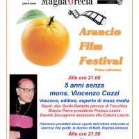 Lauria, seconda serata 'Arancio FF' dedicata al vescovo mons. Vincenzo Cozzi