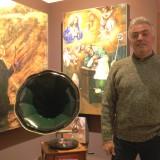 Mostra di radio d'epoca a Palazzo Marangoni di Lauria