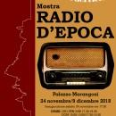 """Lauria, nuovo evento a Palazzo Marangoni: """"Sull'onda dei ricordi"""" dedicato all'evoluzione di un apparecchio che ha caratterizzato l'informazione ed il tempo libero: le radio"""