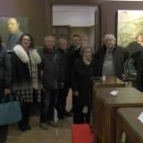 Il prof. Francesco Sabatini visita Palazzo Marangoni a Lauria