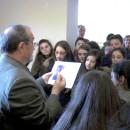 Lauria, gli studenti della Scuola Media Giovanni XXIII visitano Palazzo Marangoni