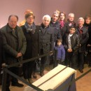 Il bastone del Beato  Domenico Lentini per un giorno a Lauria