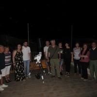 Osservazioni astronomiche a Lauria a cura di Mario Feraco