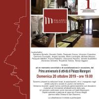 """Buon compleanno """"Palazzo Marangoni!"""""""