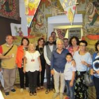 Inaugurata a Palazzo Marangoni la mostra curata da Kalura