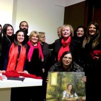 """""""Io resisto"""", gli Amici del Teatro di Lauria in prima linea contro i femminicidi"""