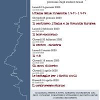 """""""La storia siamo noi"""": ciclo di lezioni promosse dagli studenti liceali presso Palazzo Marangoni"""
