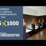 5×1000: un aiuto concreto alle attività di Palazzo Marangoni