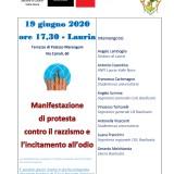 Iniziativa contro il razzismo nel Palazzo Marangoni