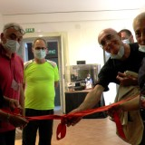 """Inaugurata a Lauria nel Palazzo Marangoni  la mostra di Nicola Manfredelli: """"Le macchine parlanti"""""""