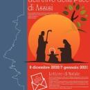 Palazzo Marangoni presenta il Presepe dell'Ulivo della Pace di Assisi