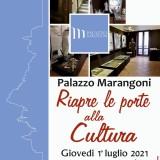 Dopo la pandemia riapre Palazzo Marangoni