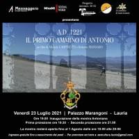 Il  Cammino  di Sant'Antonio, prestigiosa mostra al Marangoni