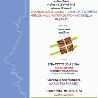 """Rocco Regina presenta il suo nuovo libro """"Cromatismi in Rotazione"""""""